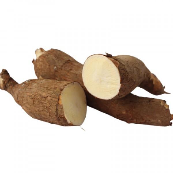 Cassava (kg)