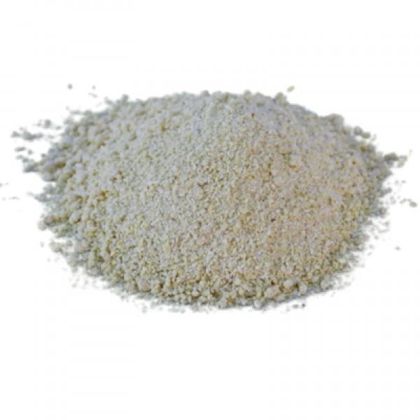 White cassava flour (kg)